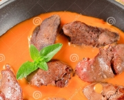 http://www.dreamstime.com/stock-photography-liver-tomato-sauce-chicken-image31249212