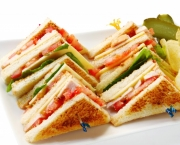 Receita de Club Sandwich (2)